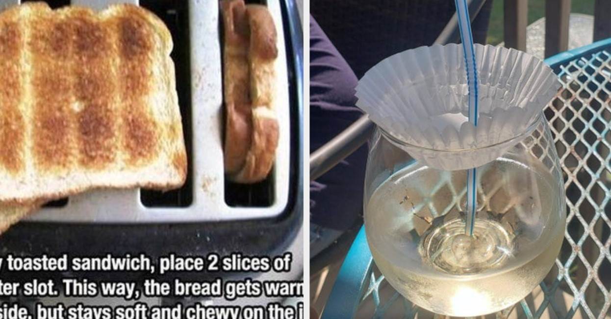 35 Life Hacks That'll Save You Money, Time, And Tears