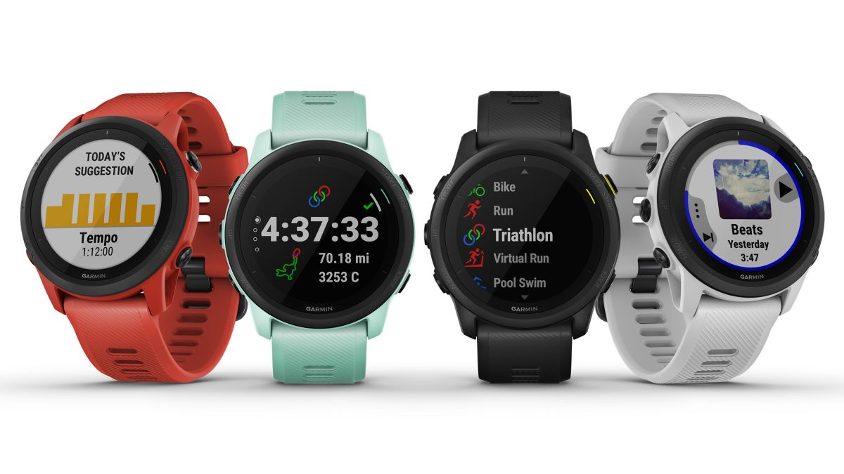 Garmin's New Smartwatch Is Made for Triathletes, Because We Should All Dream Big Right Now