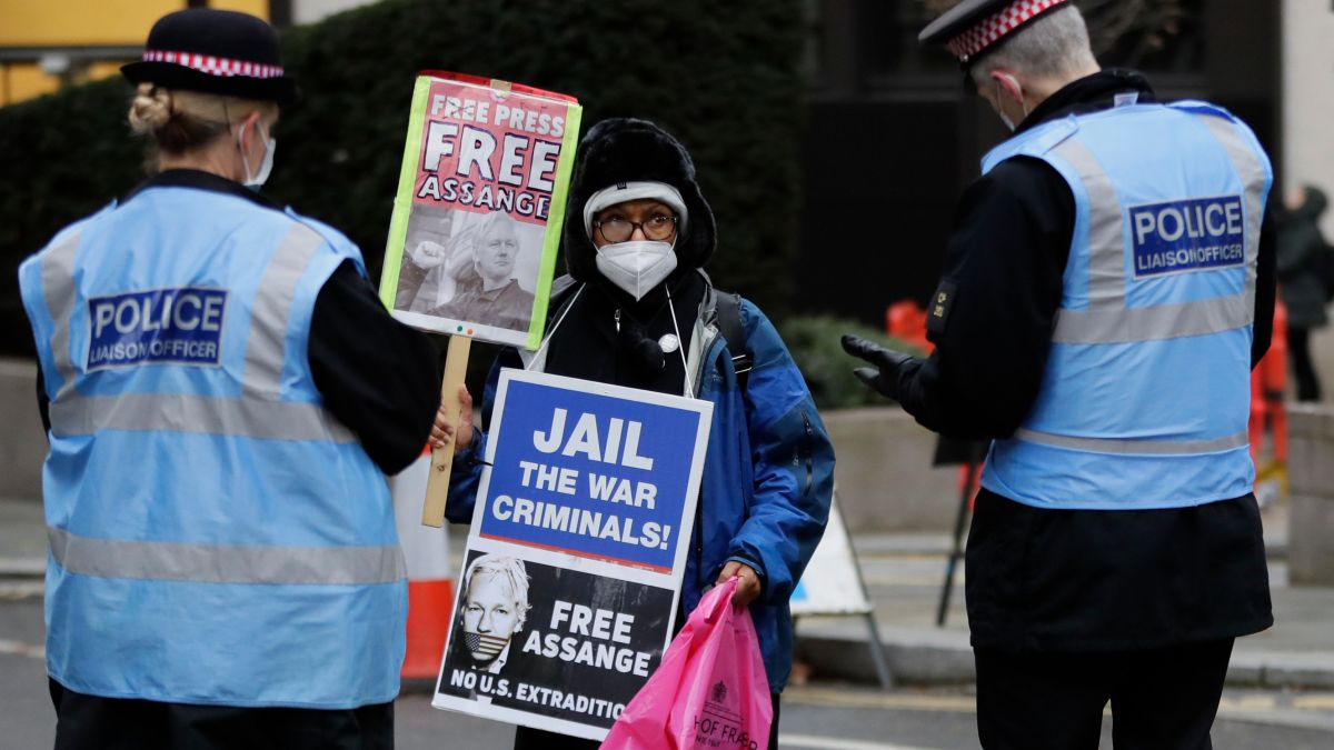 Julian Assange Denied Bail in UK While Trump Regime Appeals Extradition Ruling