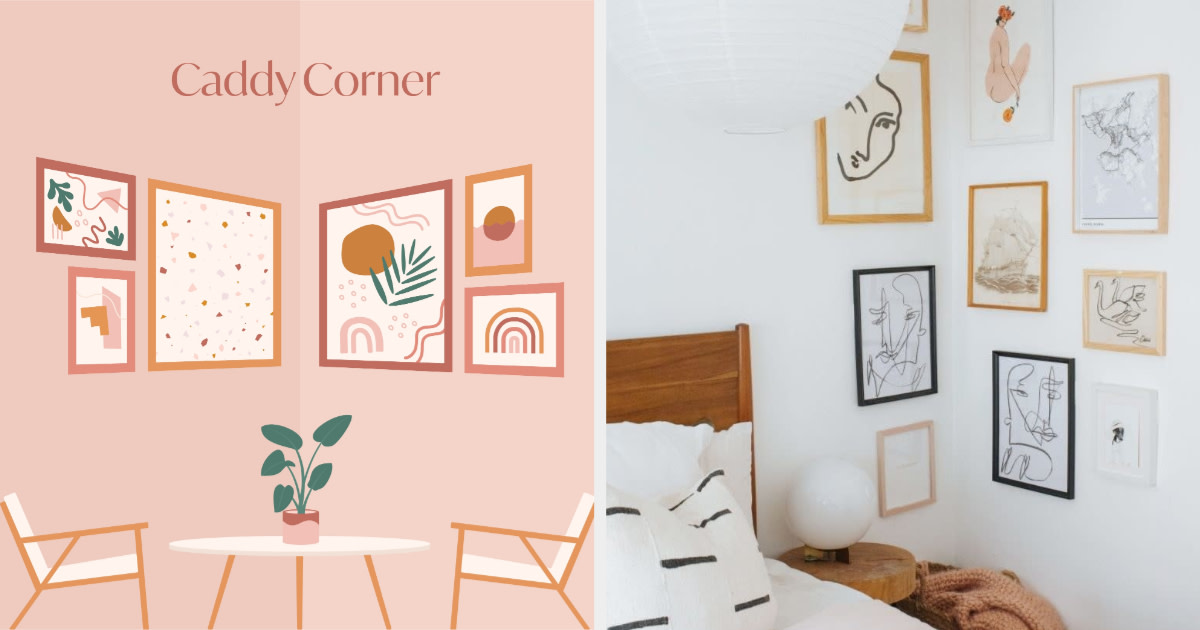 Gallery Wall Tips, Tricks, And Layouts